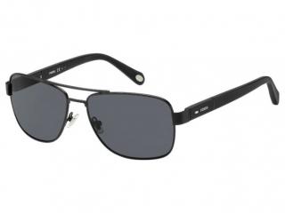 Rectangular sunglasses - Fossil Fos 2048/S VAQ/IR