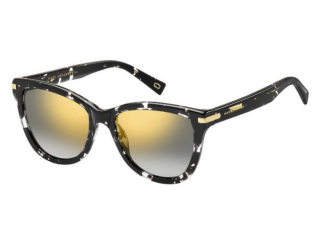 Oval sunglasses - Marc Jacobs 187/S 9WZ/9F