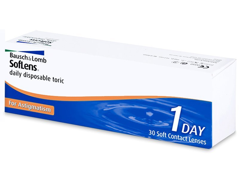 fe07ee302ab SofLens Daily Disposable Toric (30 lenses) - Toric contact lenses