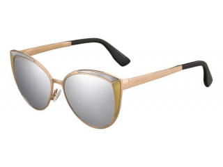 Cat Eye sunglasses - Jimmy Choo Domi/S VNG/DC