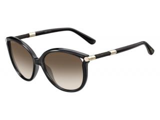 Oversize sunglasses - Jimmy Choo GIORGY/S QCN/JD