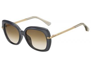 Oversize sunglasses - Jimmy Choo Ludi/S OOK/9M