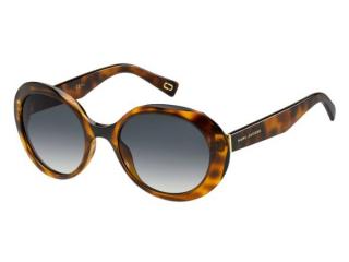Oval sunglasses - Marc Jacobs 197/S 086 (9O)