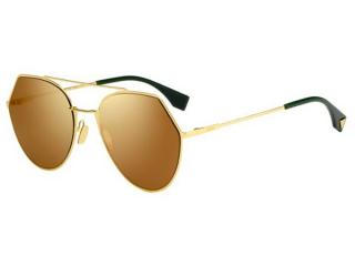 Extravagant sunglasses - FF 0194/S 001/83