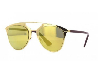Oval sunglasses - Christian Dior Reflected YC2/K1
