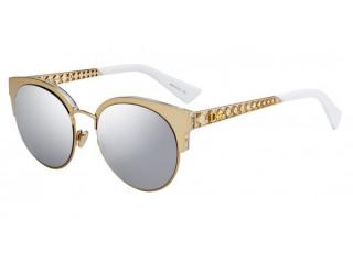 Round sunglasses - Christian Dior Diorama mini J5G/DC