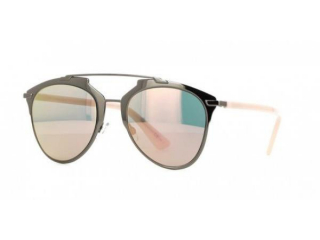 Oval sunglasses - Christian Dior Reflected XY2/0J