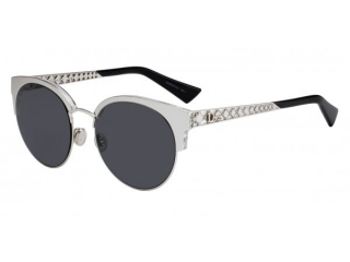 Round sunglasses - Christian Dior Diorama mini 010/IR