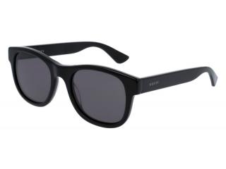 Gucci sunglasses - Gucci GG0003S-001