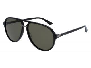 Pilot sunglasses - Gucci GG0015S-001