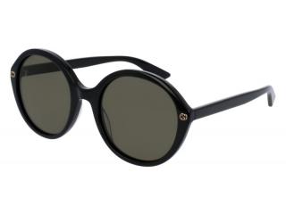Oval sunglasses - Gucci GG0023S-001