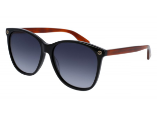 Oval sunglasses - Gucci GG0024S-003