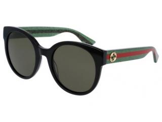 Oval sunglasses - Gucci GG0035S-002