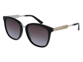 Oval sunglasses - Gucci GG0073S-001