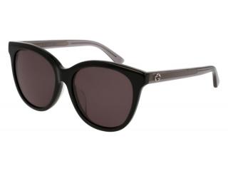 Oval sunglasses - Gucci GG0081SK-002