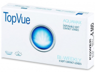 TopVue Contact Lenses - TopVue Bi-weekly (6lenses)