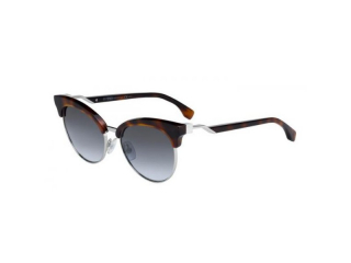 Browline sunglasses - Fendi FF 0229/S 086/GB