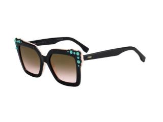 Extravagant sunglasses - Fendi FF 0260/S 3H2/53