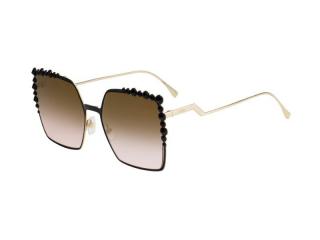 Extravagant sunglasses - Fendi FF 0259/S 2O5/53
