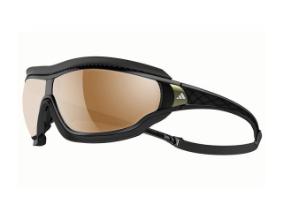 Rectangular sunglasses - Adidas A196 00 6053 Tycane Pro Outdoor L