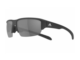 Rectangular sunglasses - Adidas A421 00 6063 Kumacross Halfrim