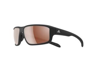 Rectangular sunglasses - Adidas A424 00 6056 Kumacross 2.0
