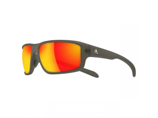 Rectangular sunglasses - Adidas A424 00 6057 Kumacross 2.0