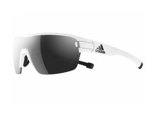 Rectangular sunglasses - Adidas AD06 1600 L Zonyk Aero L